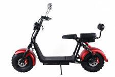 E-SCOOTER BigBoy 2 - 1600W 72V 20Ah 55km/h Reichweite 50km coco bike CE lithium
