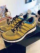 HTM Nike Free Run Yellow Size 11