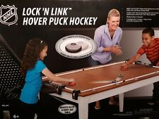 2013 Eastpoint Sports - NHL Lock 'N Link Hover Puck Hockey, Fits Any Table, NIOB