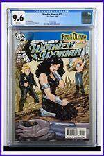 Wonder Woman #27 CGC Graded 9.6 DC February 2009 White Pages Comic Book.