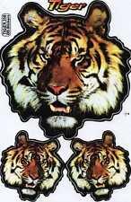 N-91 Tiger Wild Aufkleber Sticker 1 Bogen 27 x 18 cm Racing Tuning