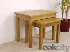 Solid Wood Traditional Nested Tables