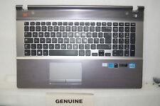 WORKING Samsung NP550P7C-S02UK 550P7C Palmrest Touchpad uk keyboard Upper Cover