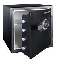 SentrySafe Security Combination Lock Box Home Cash Gun Chest Fireproof Black New