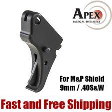 Apex Tactical M&P Shield 9mm & 40S&W Drop-In Action Enhancement Aluminum Trigger