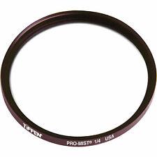 New Tiffen 49mm Pro-Mist 1/4 Glass Filter MFR # 49PM14 Free Shipping