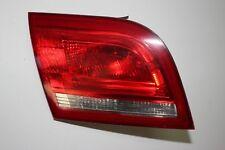 2009 AUDI A3 SPORTBACK / OEM intérieur arrière côté gauche Feu 8P4945093D