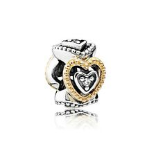 NEW! Authentic Pandora Celebration Of Love Clear CZ Spacer #791975CZ $75