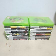 XBOX 360 GAMES BIG LOT OF 24 - USED