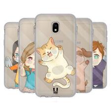 Housses et coques anti-chocs Samsung Galaxy J3 pour téléphone mobile et assistant personnel (PDA) Samsung