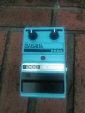 Vintage DOD FX60 Stereo Chorus Pedal Exact same circuit as FX65 Ugly but works