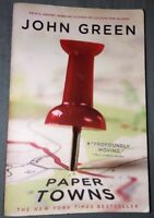 Paper Towns by John Green (2009, Paperback)