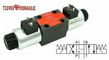 Solenoid Hydraulic Control Valve Argo Hytos RPE3-063Y11/02400E1 Cetop3 NG6 24VDC