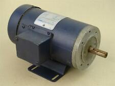 Leeson DC 90v 1/2HP Permanent Magnet Motor  RPM 1750, C42D17FK1A