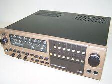 Tonica RX 80 receptor Robotron, RFT HiFi RDA radio, sintonizador con amplificador