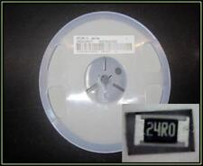 SMD sono denominati resistor resistenza 24 Ohm 24r 0,125w 1% 0805 1 xrolle 5000 pezzi