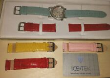 Ice Tek 1.7ct Diamond Watch