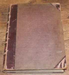 Engineering: 1876 Humber; Comprehensive Treatise on Water Supply, Cities & Towns