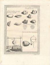 estampe Siam monnaie Cori, Tical musique Cong Tapon v. 1780 Prévost