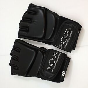 The Hook Figth Gloves The Ultimate Fitness for Women Size XS Black