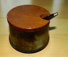 Langenthal Suisse Amphora Porzellan: Aristo Savannah Senftopf Komplett