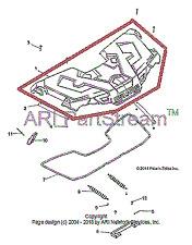 ATV, Side-by-Side & UTV Frames for Polaris Sportsman 570 for