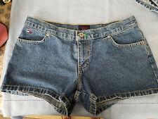 Tommy Hilfiger ~ Denim Short Shorts ~ Size 9 ~ Excellent Condition ~ Tommy Jeans