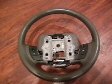 2005-2011 OEM Grand Marquis Crown Vic Leather Cruise Control Steering Wheel