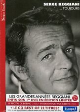 Serge Reggiani  : ... Toujours (DVD + CD)