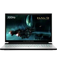 "Alienware M17 R3 17.3"" FHD Gaming Notebook 300Hz Intel Core i7 1TB SSD 16GB Ram"