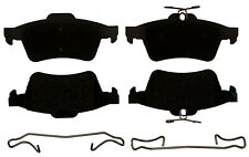 Disc Brake Pad Set-Ceramic Disc Brake Pad Rear ACDelco Advantage 14D1095CHF1