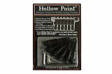 Hollow Point Intonation System for Floyd Rose Tremolo - Black