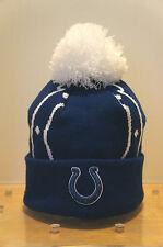 New Era Indianapolis Colts Pom Beanie