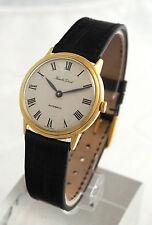 BUECHE-GIROD --- 18K Yellow Gold Vintage Men's Automatic Dress Watch