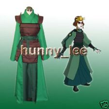 Avatar:The Last Airbender Suki Cosplay Costume Custom-Made