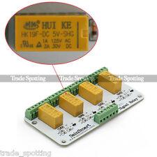 SainSmart 4 Channel Signal Relay For Arduino UNO Mega2560 R3 Raspberry Pi