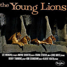 THE YOUNG LIONS Wayne Shorter - Lee Morgan VEE-JAY RECORDS Sealed Vinyl LP