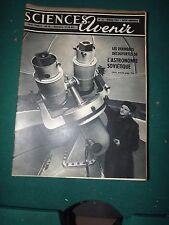 SCIENCES ET AVENIR n°96 fevrier 1955 l astronomie soviétique