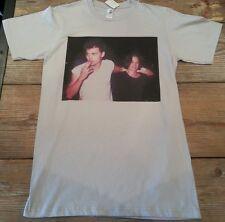 Johnny Depp /Winona Ryder gray Crew Neck T shirt Small, Medium, Large, XLarge
