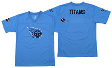Outerstuff NFL Youth Tennessee Titans Color Rush Jersey Tee, Light Blue