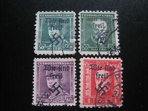 stamps Ceskoslovensko