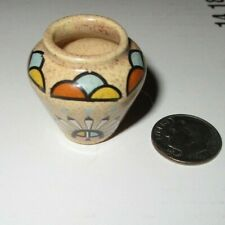 Vintage Miniature Dollhouse Vase 1:12