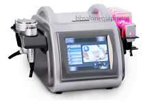 New Lipo Laser Diode Cavitation Radio Frequency RF Ultrasonic Cellulite Machine