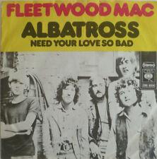"""7"""" 1972 NL-PRESSL RI? VG+ ! FLEETWOOD MAC : Albatross"""
