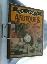 LIVRE TRAINS  Railway Antiques: Written by James A. Mackay, 1978