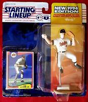 1994 CAL RIPKEN JR. #8 Kenner Starting Lineup Figurine & Card Baltimore Orioles