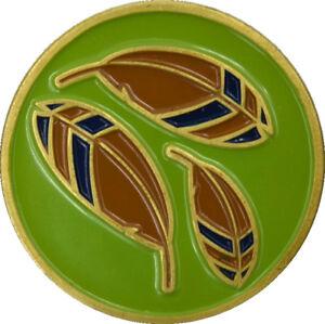 QUAIL HOLLOW Flat Logo Golf BALL MARKER