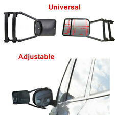 Clip-on Rearview Mirror Extension Side Mirror For Truck Suv RV Trailer Towing