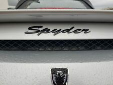 MR2 Spyder Badge roadster Midship runabout screaming chicken MR-S