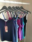 RRP £18 LADIES EAST SIZE 10 SOFT STRETCH CAMISOLE TOP NEW FREE POSTAGE